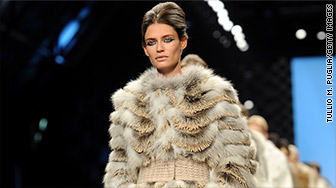 catwalk fur