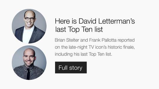 top ten letterman