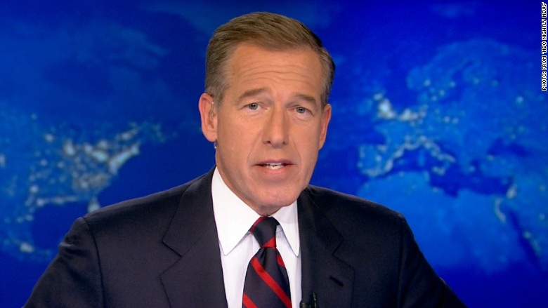 brian williams nbc decision