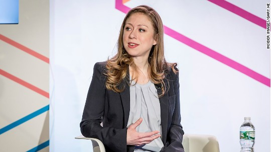 Chelsea Clinton on women: Progress is not success