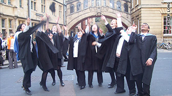 oxford graduates