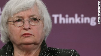 janet yellen thinking