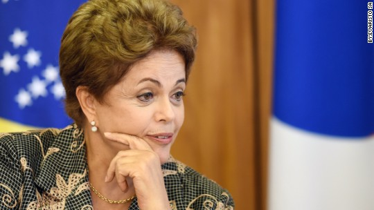 """Brazil's president accused of """"creative accounting"""""""