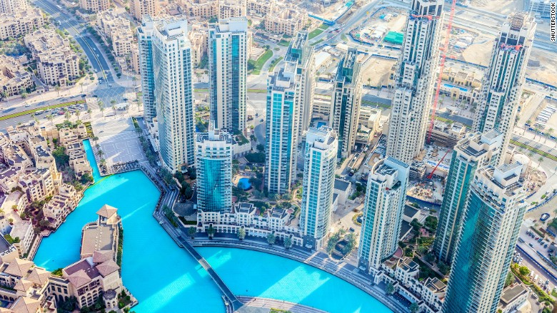 top travel destinations millenials dubai