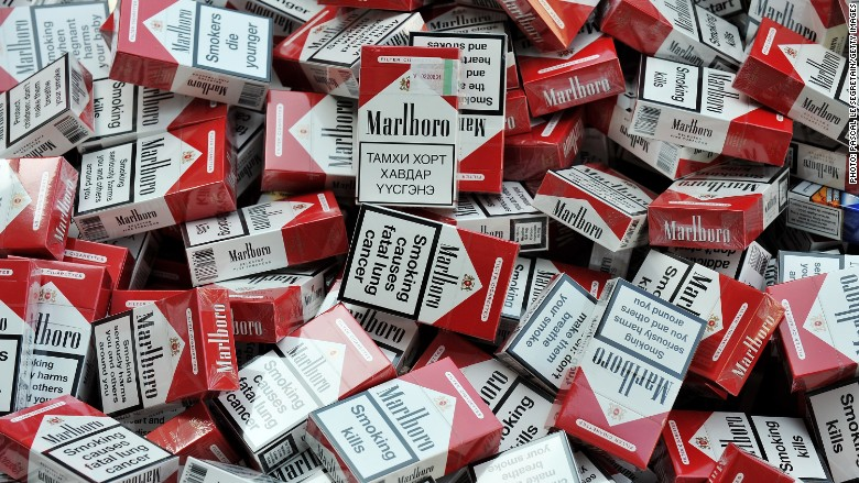Big Tobacco goes into battle over branding bans