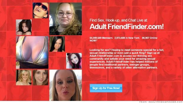 Adult friend website