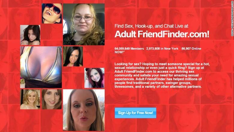 Adult Friend Finder X