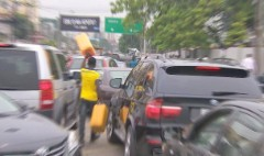 Nigeria shuts down over unpaid oil subsides