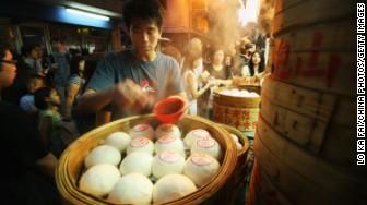 cheung chau buns