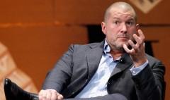 Apple promotes design guru Jony Ive