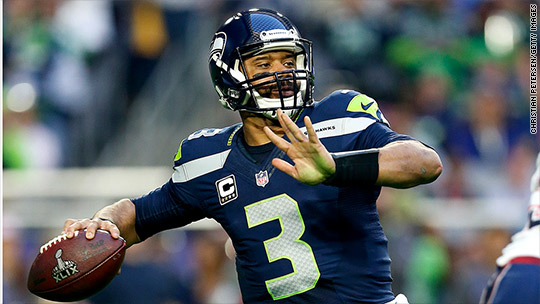 Seahawk fans are crowd funding to keep Russell Wilson