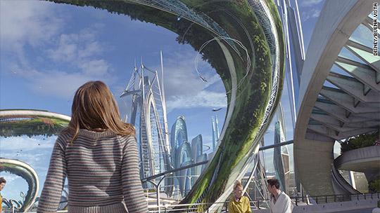 Memorial Day box office worst since 2001 as 'Tomorrowland' fails to take off