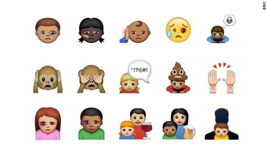 Emojis help kids communicate abuse