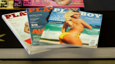 Playboy's comeback strategy: Less skin