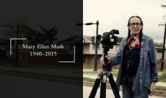 Moments with Mary Ellen Mark
