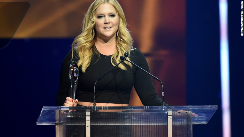 People want Amy Schumer to be the next Bachelorette