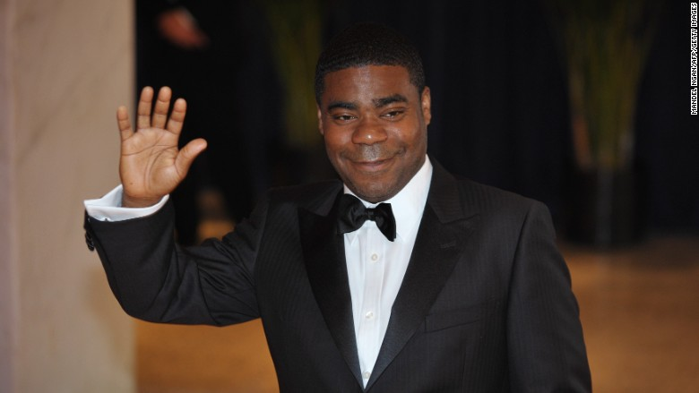 tracy morgan walmart