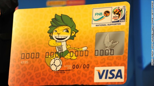 Visa warns FIFA: Clean up your act now or else