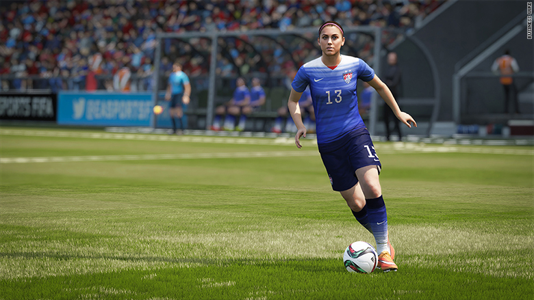 fifa video game