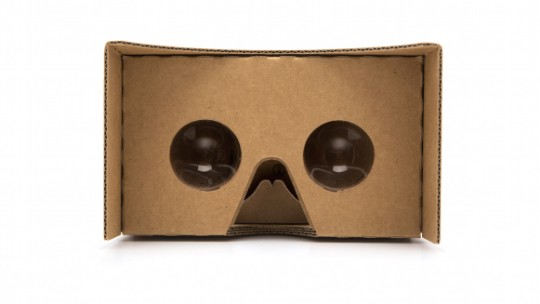 Google Cardboard teams with GoPro on VR