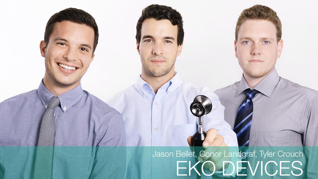 upstarts eko devices