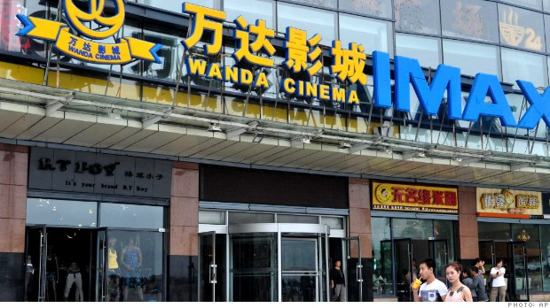 IMAX conquered Hollywood. China is next.
