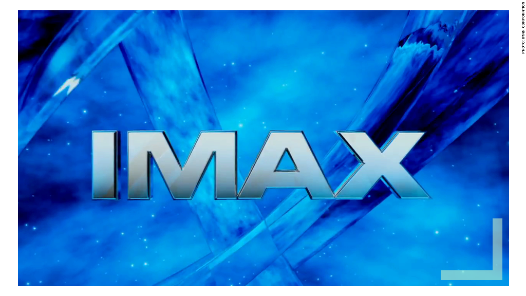 IMAX set to invade China