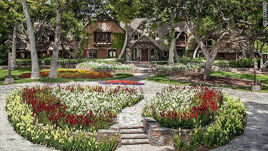 Michael Jackson's Neverland ranch on the market