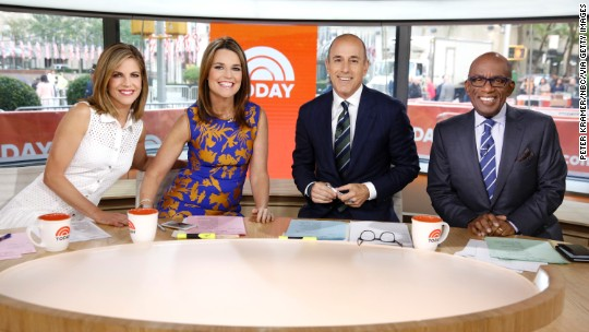 'Today' show celebrating back-to-back ratings victories