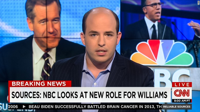 Brian Stelter Reliable Sources