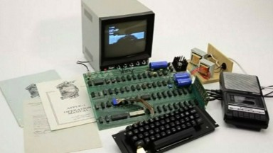 Recycling company seeks donor of rare Apple computer