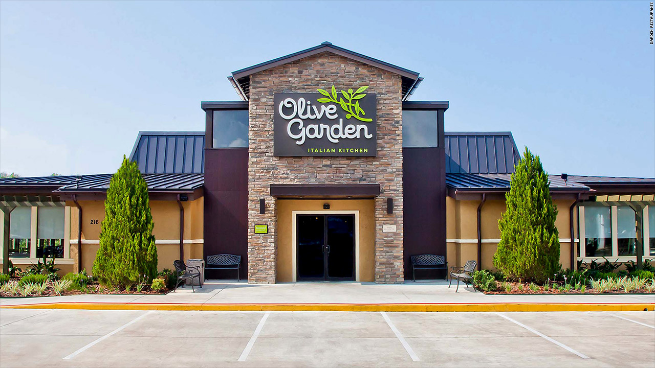 Olive Garden Stats Video Business News