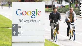 google campus diversity