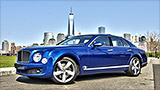 Bentley Mulsanne Speed - Power and elegance