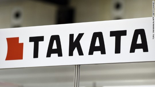 Toyota's airbag recall rises above 23 million cars