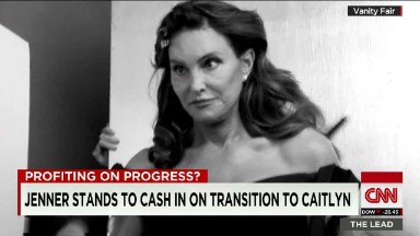 Jenner stands to cash in on transition