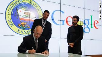 google lobbying