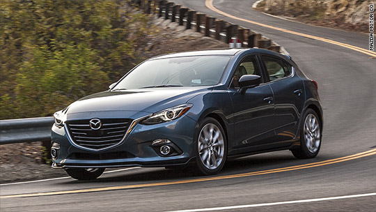 Mazda: Most of our cars will be hybrid or electric by 2035