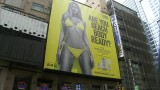 Controversial 'Beach Body' ad arrives in NY