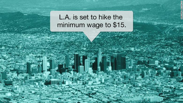la county minimum wage