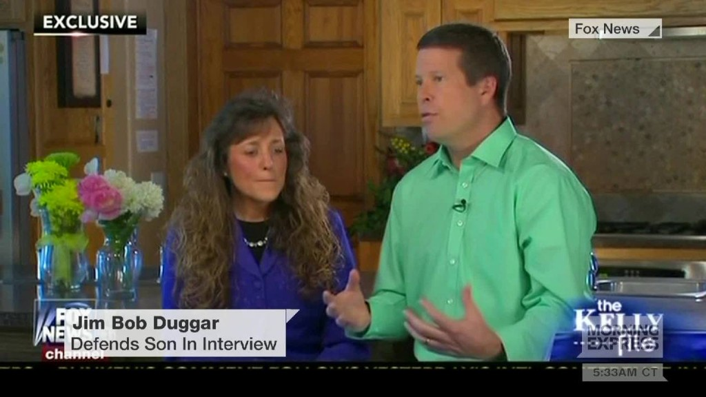 Why are Duggar parents speaking out on scandal now?
