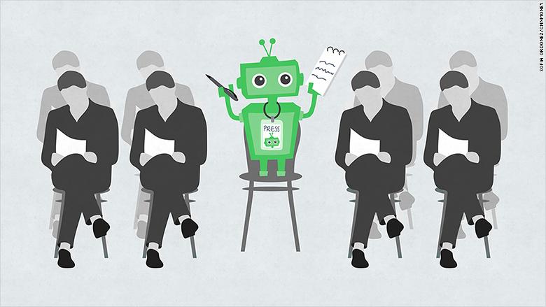 robot journalists