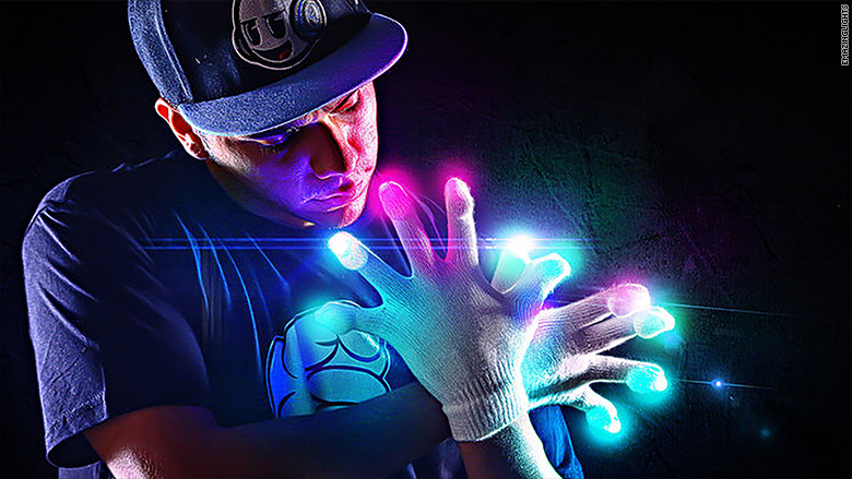 emazinglights gloves