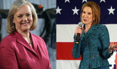 Meg Whitman: Don't blame Carly Fiorina for mass HP layoffs