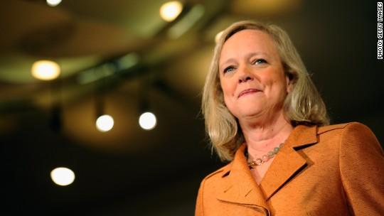 HP Enterprise CEO Meg Whitman to step down