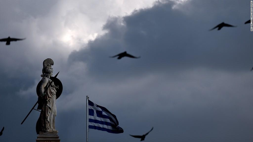 EU talks on Greek debt end without agreement