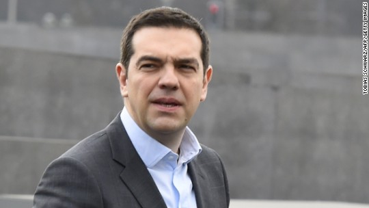 Greece's leader has done mega damage to the economy