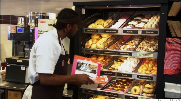 Dunkin' Donuts to close 100 stores - Oct. 1, 2015