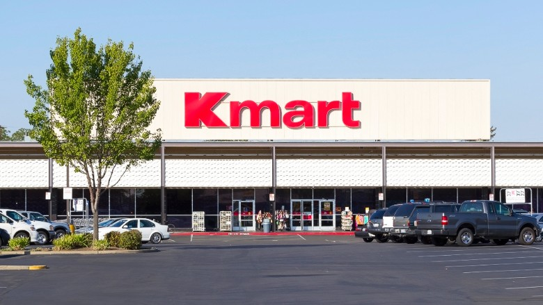 Kmart bought out Sears in and formed a new corporation: Sears Holdings Corporation.