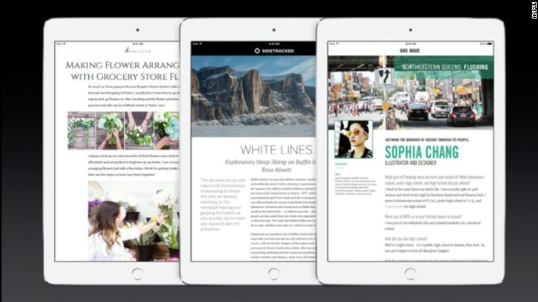 wwdc 24 news many publication types